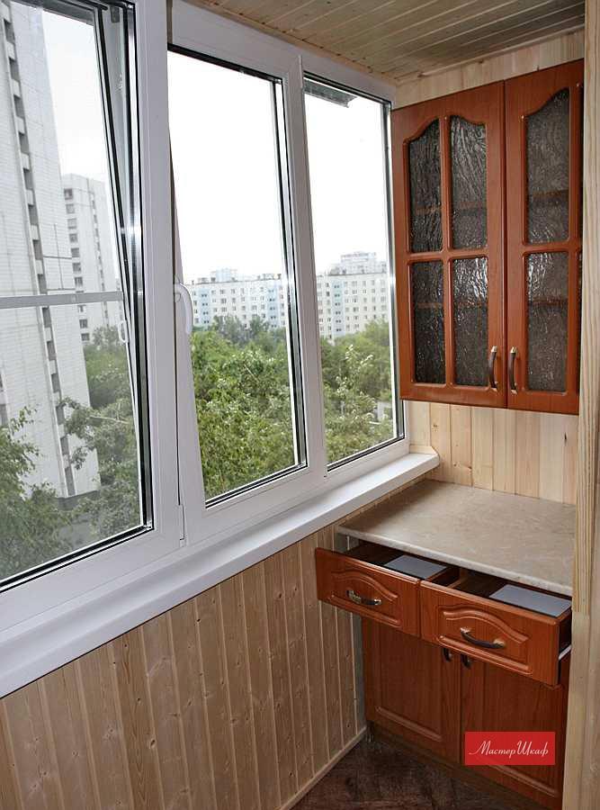 Как сделать балкон своими руками недорого.