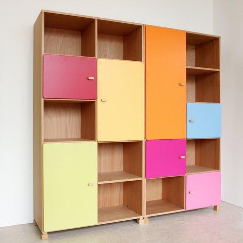 """Мебель для детской комнаты мальчика - """"мастер шкаф""""."""