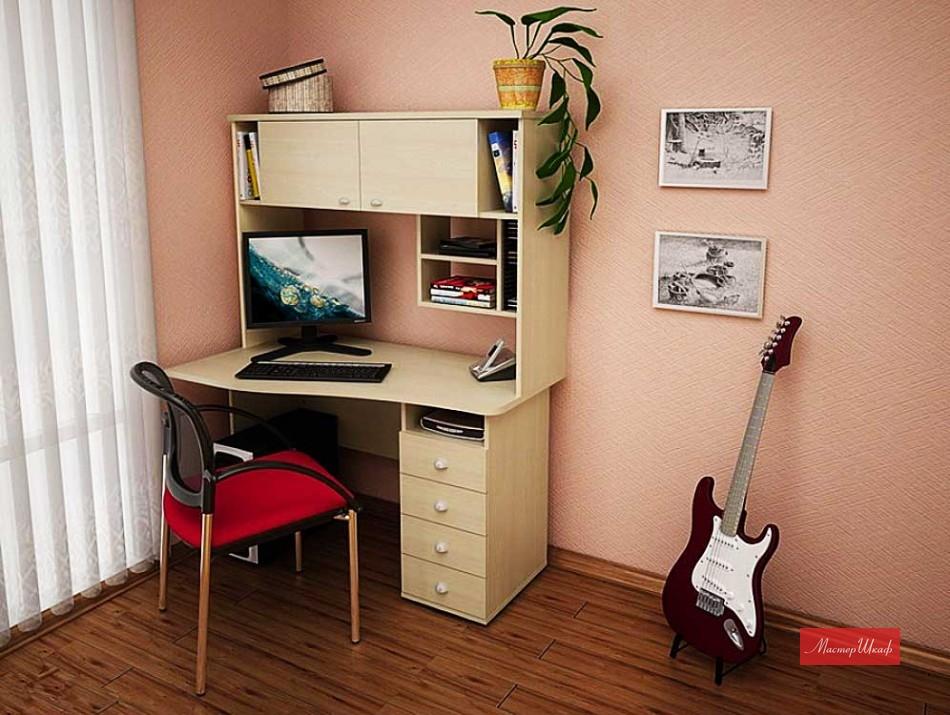 """Как выбрать компьютерный стол для дома """" место смеха."""